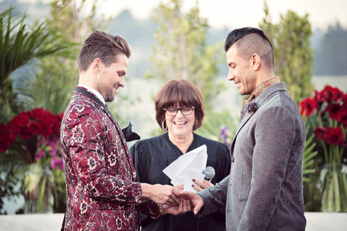 GAY WEDDING AT THE LONDON WEST HOLLYWOOD BY LOS ANGELES PHOTOGRAPHER CLAIRE BARRETT 44