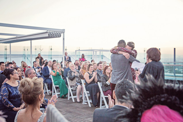 GAY WEDDING AT THE LONDON WEST HOLLYWOOD BY LOS ANGELES PHOTOGRAPHER CLAIRE BARRETT 47