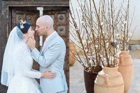 WEDDING AT FOOTHILLS OF SANTA ROSA MOUNTAINS LA QUINTA CA BY LOS ANGELES WEDDING PHOTOGRAPHER CLAIRE BARRETT 39