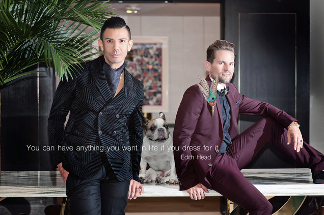 GAY WEDDING AT THE LONDON WEST HOLLYWOOD BY LOS ANGELES PHOTOGRAPHER CLAIRE BARRETT 25