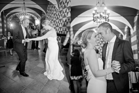romantic wedding in Italy by wedding photographer Claire Barrett 37