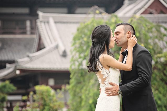 TRADITIONAL WEDDING AT MEIJI SHRINE TOKYO BY DESTINATION WEDDING PHOTOGRAPHER 36