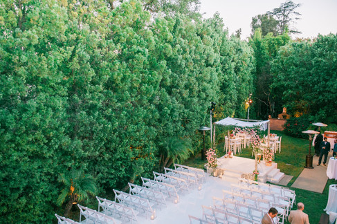 WEDDING AT THE LUXE HOTEL LOS ANGELES BY PHOTOGRAPHER CLAIRE BARRETT 12
