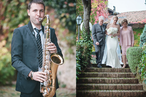 romantic wedding in Italy by wedding photographer Claire Barrett 25