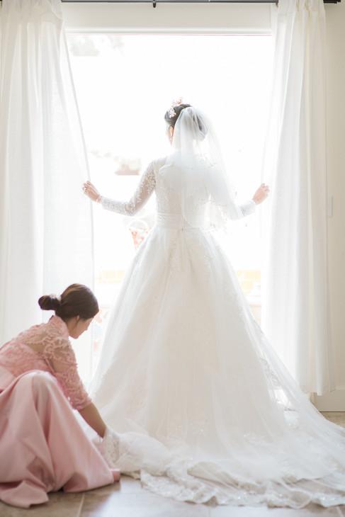 WEDDING AT FOOTHILLS OF SANTA ROSA MOUNTAINS LA QUINTA CA BY LOS ANGELES WEDDING PHOTOGRAPHER CLAIRE BARRETT 11