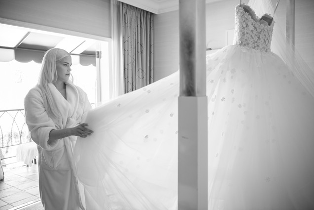 Wedding at the Beverly Hills Hotel by LA wedding photographer 8