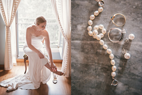 romantic wedding in Italy by wedding photographer Claire Barrett 8