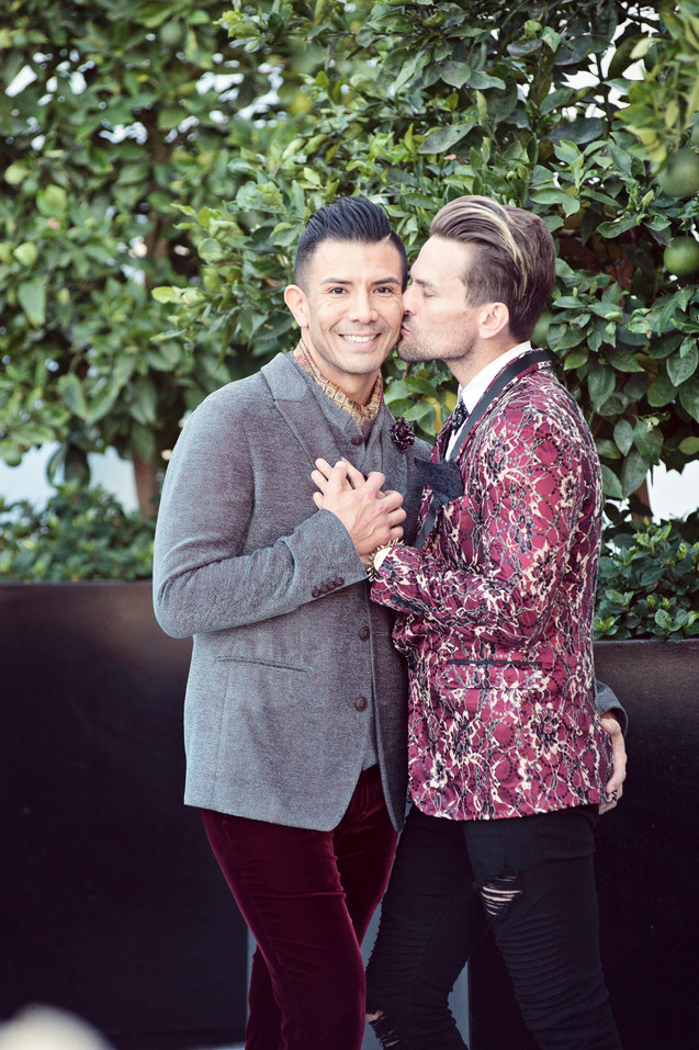 GAY WEDDING AT THE LONDON WEST HOLLYWOOD BY LOS ANGELES PHOTOGRAPHER CLAIRE BARRETT 21