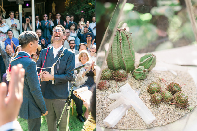 Gay Wedding in Ojai California 35
