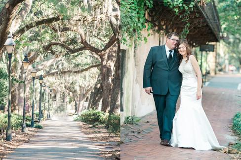 wedding at the historic whitman mansion forsyth park savannah by savannah wedding photographer 32
