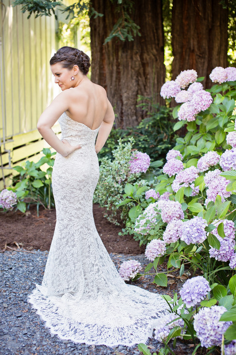 WEDDING AT DAWN RANCH IN THE RUSSIAN RIVER BY CALIFORNIA PHOTOGRAPHER CLAIRE BARRETT 7