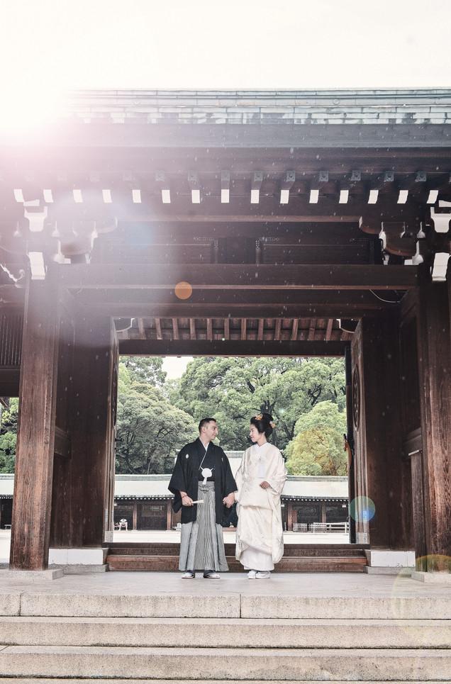 TRADITIONAL WEDDING AT MEIJI SHRINE TOKYO BY DESTINATION WEDDING PHOTOGRAPHER 22