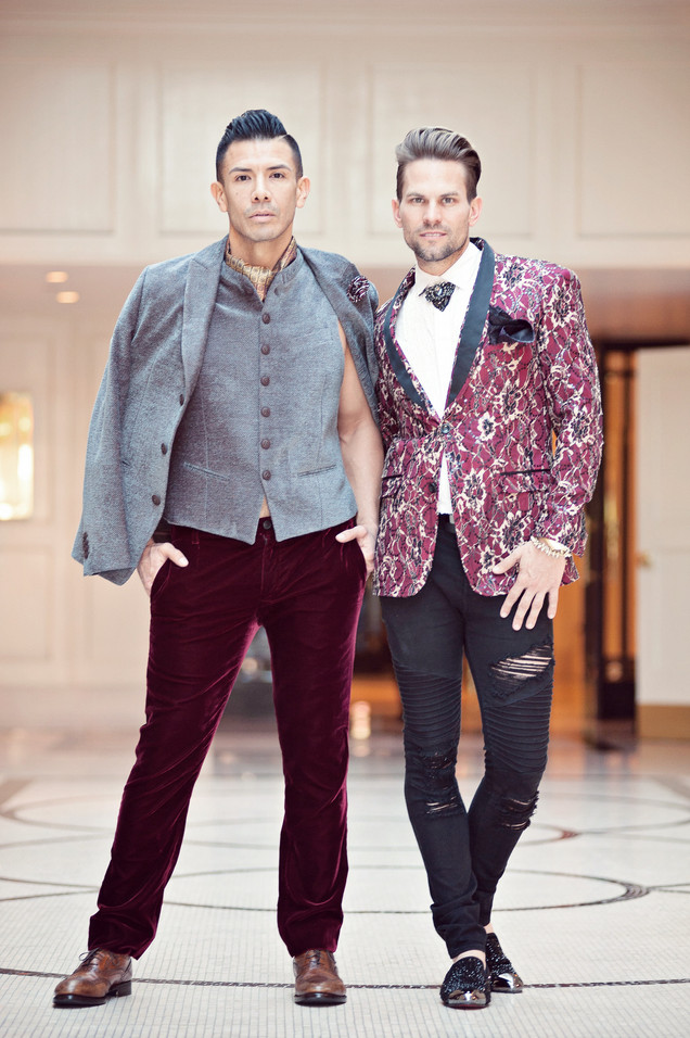 GAY WEDDING AT THE LONDON WEST HOLLYWOOD BY LOS ANGELES PHOTOGRAPHER CLAIRE BARRETT 22