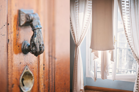 romantic wedding in Italy by wedding photographer Claire Barrett 2
