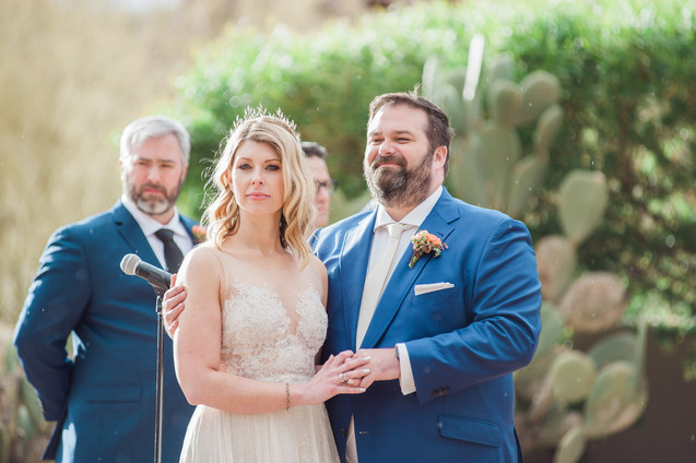 wedding ceremony scottsdale arizona