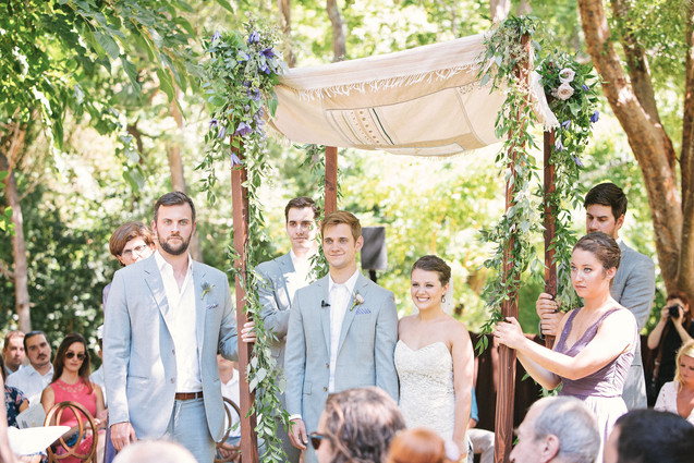 WEDDING AT DAWN RANCH IN THE RUSSIAN RIVER BY CALIFORNIA PHOTOGRAPHER CLAIRE BARRETT 31
