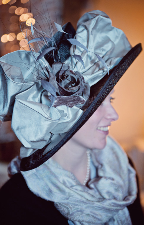 winter wedding in the english countryside by uk wedding  Claire Barrett 47