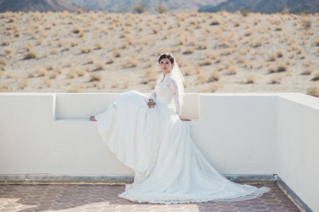 WEDDING AT FOOTHILLS OF SANTA ROSA MOUNTAINS LA QUINTA CA BY LOS ANGELES WEDDING PHOTOGRAPHER CLAIRE BARRETT 20