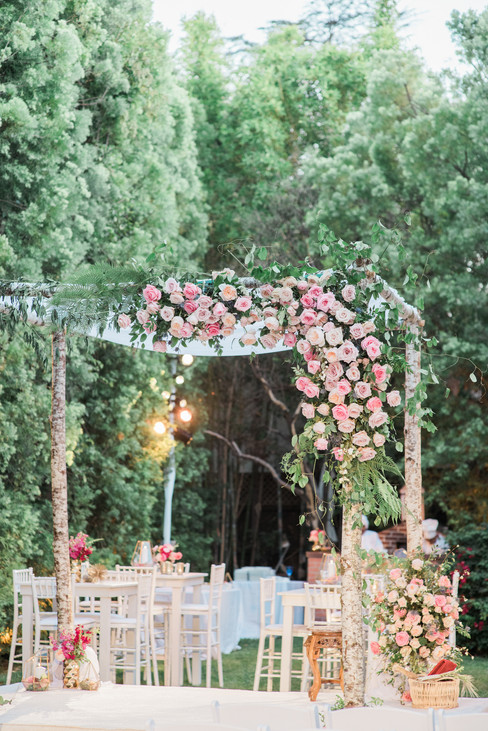WEDDING AT THE LUXE HOTEL LOS ANGELES BY PHOTOGRAPHER CLAIRE BARRETT 25