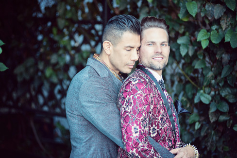 GAY WEDDING AT THE LONDON WEST HOLLYWOOD BY LOS ANGELES PHOTOGRAPHER CLAIRE BARRETT 17