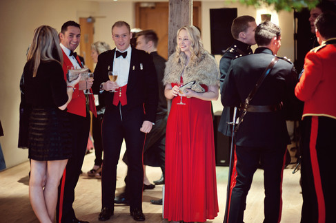 winter wedding in the english countryside by uk wedding  Claire Barrett 50