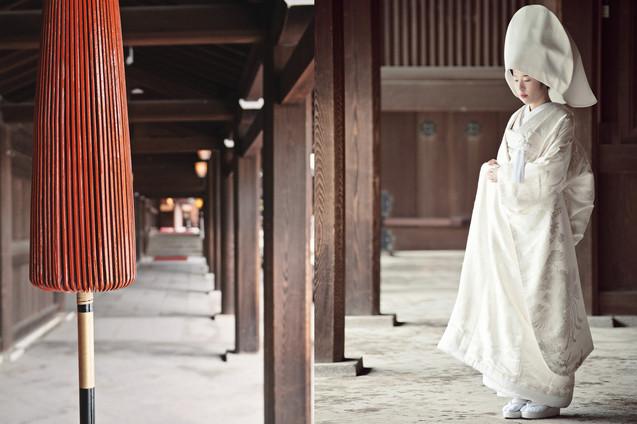 TRADITIONAL WEDDING AT MEIJI SHRINE TOKYO BY DESTINATION WEDDING PHOTOGRAPHER 12