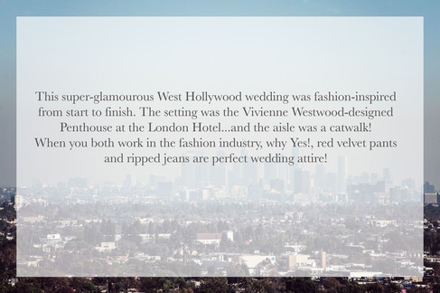 GAY WEDDING AT THE LONDON WEST HOLLYWOOD BY LOS ANGELES PHOTOGRAPHER CLAIRE BARRETT 4