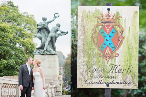 romantic wedding in Italy by wedding photographer Claire Barrett 17