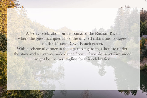 WEDDING AT DAWN RANCH IN THE RUSSIAN RIVER BY CALIFORNIA PHOTOGRAPHER CLAIRE BARRETT 4