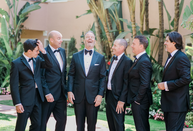 Wedding at the Beverly Hills Hotel by LA wedding photographer 15