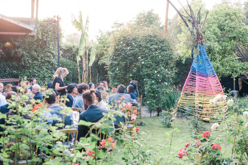 Gay Wedding in Ojai California 34