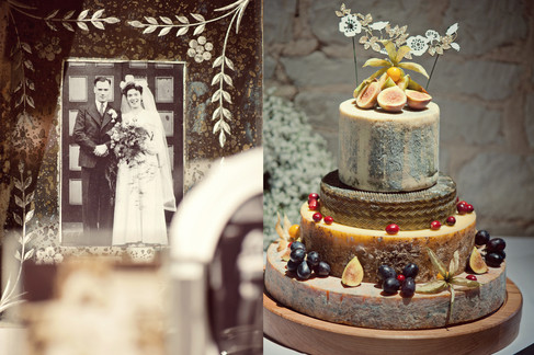 winter wedding in the english countryside by uk wedding  Claire Barrett 42
