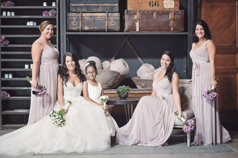 wedding at big daddy's antiques store los angeles by los angeles wedding photographer 13