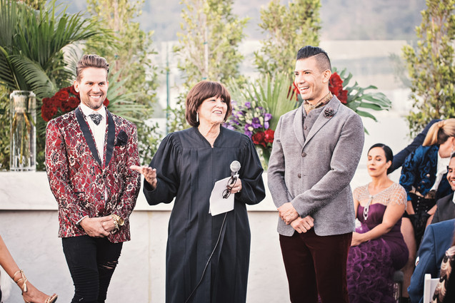 GAY WEDDING AT THE LONDON WEST HOLLYWOOD BY LOS ANGELES PHOTOGRAPHER CLAIRE BARRETT 43