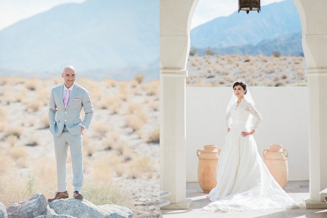 WEDDING AT FOOTHILLS OF SANTA ROSA MOUNTAINS LA QUINTA CA BY LOS ANGELES WEDDING PHOTOGRAPHER CLAIRE BARRETT 24