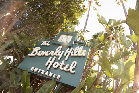 Wedding at the Beverly Hills Hotel by LA wedding photographer