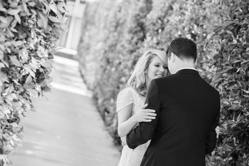 WEDDING AT THE LUXE HOTEL LOS ANGELES BY PHOTOGRAPHER CLAIRE BARRETT 15