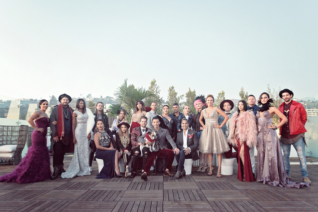 GAY WEDDING AT THE LONDON WEST HOLLYWOOD BY LOS ANGELES PHOTOGRAPHER CLAIRE BARRETT 26