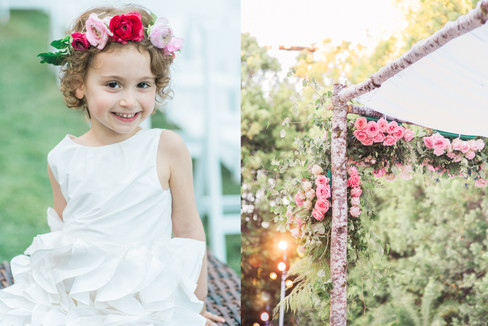 WEDDING AT THE LUXE HOTEL LOS ANGELES BY PHOTOGRAPHER CLAIRE BARRETT 18