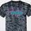 Thumbnail: Greensboro Kaos T-Shirt Tye Dye