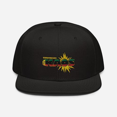 Kaos Culture Snapback Hat
