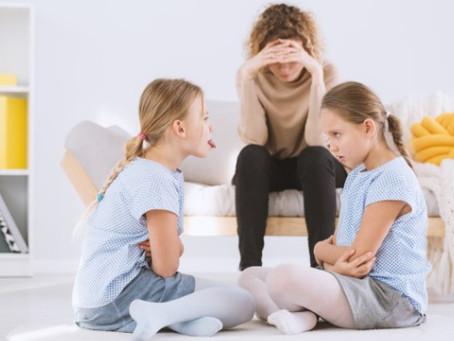 Importancia de los límites en los niños/ niñas