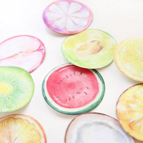 水果便利貼