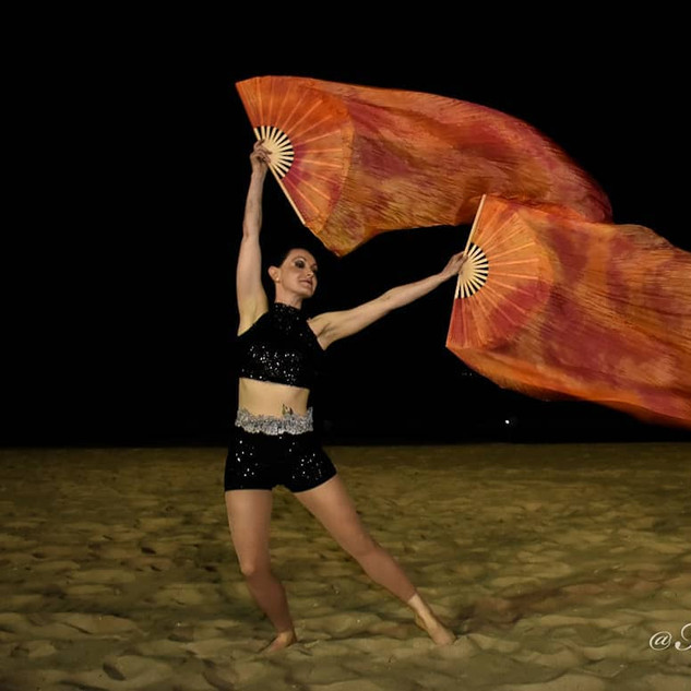 Scarborough Beach Markets Silk Fans.jpg