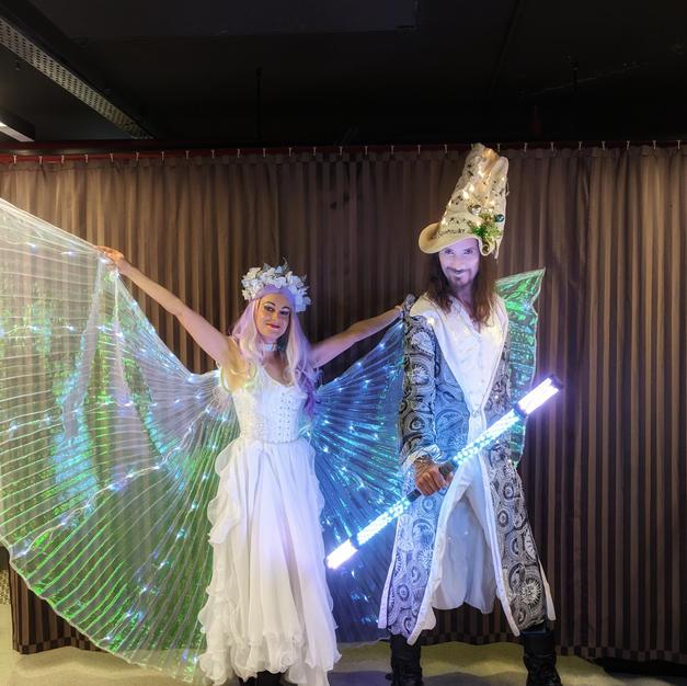White Fairy Two