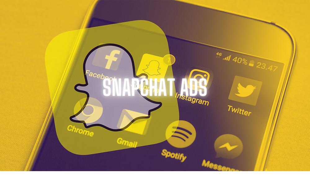 Snapchat ads header image