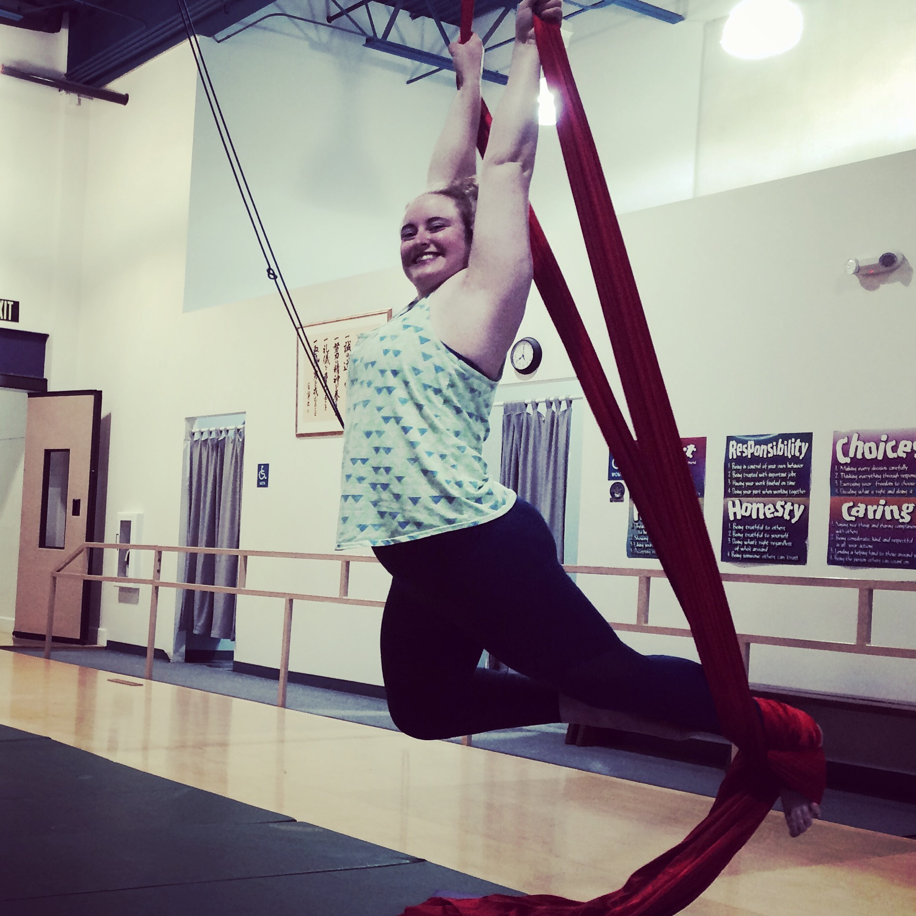 Silks and Smiles