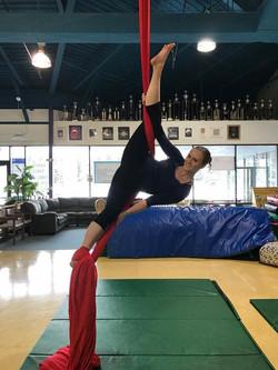 Cirque Boreal - Aerial Silks