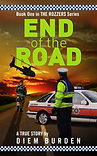 Book cover End of the Road by Diem Burden