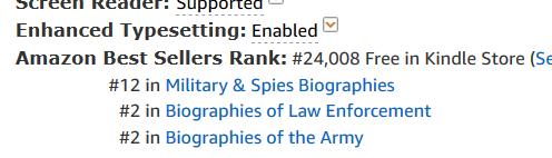 Book ranking Diem Burden